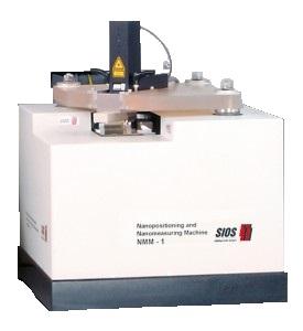 Nanopositioning and Nanomeasuring Machine